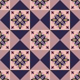 Seamless geometric arabesque oriental pattern. Vector traditional ethnic background. Perfect for fabrics, promotional products, notebooks vector illustration
