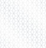 Seamless geometric Art Deco pattern background in black and white. Seamless geometric Art Deco pattern background wallpaper in black and white vector illustration