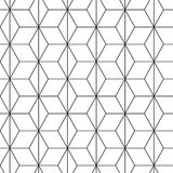 Seamless geometric Art Deco pattern background. Seamless geometric Art Deco pattern background wallpaper Stock Illustration