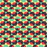 Seamless geometric background. Abstract vector Stock Image