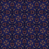 Seamless geometric background Royalty Free Stock Images