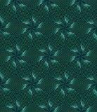 Seamless geometric background stock illustration