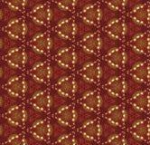 Seamless geometric background Royalty Free Stock Image