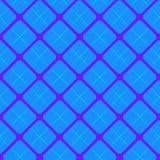 Vector seamless geometric rhombus background royalty free illustration