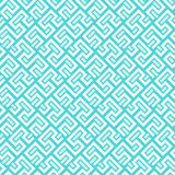 Seamless Geometric Background. Seamless pattern for your designs and backgrounds. Modern geometric ornament Stock Photography