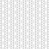 Seamless geometric black and white pattern with vertical stripes. Seamless abstract geometric pattern with vertical stripes. Elegant vector print white and light Stock Photo