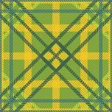 Seamless geometric checked pattern Stock Photos