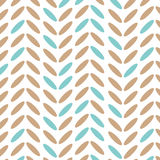 Seamless Geometric Color Tile Vector Pattern Background Wallpape Royalty Free Stock Photo