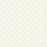 Seamless Geometric Color Tile Vector Pattern Background Wallpape Stock Image