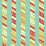Seamless geometric colorful pattern Royalty Free Stock Photos