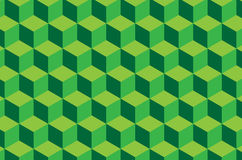 Seamless geometric cube design pattern for your artwork Royalty Free Stock Photo