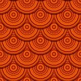 Seamless geometric design Royalty Free Stock Photo