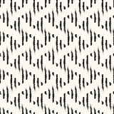 Seamless geometric ethnic pattern. Royalty Free Stock Image