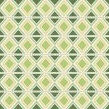 Seamless geometric ethnic pattern Stock Photos