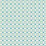 Seamless Geometric Fashion Fabric Background Grid Pattern. Blue Geometric Square Fabric Textile Background Grid Pattern  Decoration Vector illustration Included royalty free illustration