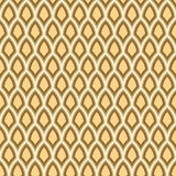 Seamless geometric gold Art Deco pattern background. Seamless geometric gold Art Deco pattern background wallpaper Vector Illustration