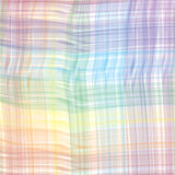 Seamless geometric grunge striped colorful  pattern Royalty Free Stock Images