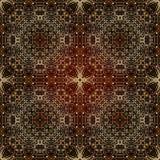 Seamless Geometric Islamic Pattern Royalty Free Stock Images