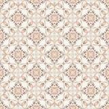 Seamless Geometric Islamic Pattern Royalty Free Stock Photo