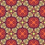 Seamless Geometric Islamic Pattern Stock Photos