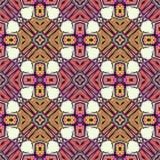 Seamless Geometric Islamic Pattern Stock Photo