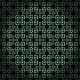 Seamless Geometric Islamic Pattern Royalty Free Stock Photos