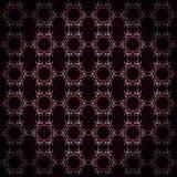 Seamless Geometric Islamic Pattern Stock Image