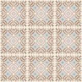 Seamless Geometric Islamic Pattern Royalty Free Stock Image