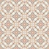 Seamless Geometric Islamic Pattern Stock Images