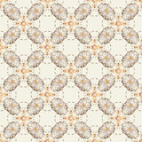 Seamless Geometric Islamic Pattern Royalty Free Stock Images