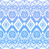 Seamless geometric lace elements pattern illustration ornamental Royalty Free Stock Photos