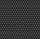 Seamless geometric latticed texture. Royalty Free Stock Photography