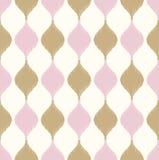 Seamless geometric ornament mesh pattern. Seamless scribble effect geometric ornament mesh pattern Royalty Free Illustration