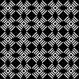 Seamless geometric pattern. Stock Image