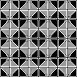 Seamless geometric pattern. Royalty Free Stock Photos