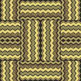 Seamless geometric pattern Royalty Free Stock Photo