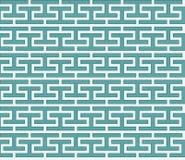 Seamless geometric pattern Royalty Free Stock Photos