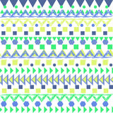 Seamless geometric pattern, abstract background. Seamless geometric pattern, vector illustration Stock Photography