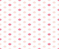 Seamless geometric pattern with abstract flower ornament. Vector Illustration. Seamless geometric pattern with abstract flower ornament. Vector Stock Photography