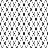 Seamless pattern. Abstract latticed texture. Royalty Free Stock Photography