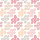 Seamless geometric pattern abstract Stock Photo