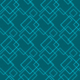 Seamless geometric pattern Stock Images