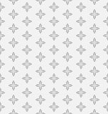 Seamless Geometric Pattern, Abstract Texture for Textile Royalty Free Stock Photography