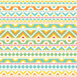 Seamless Geometric Pattern Royalty Free Stock Image