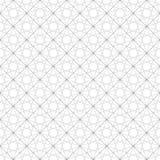Seamless Geometric Pattern. Seamless abstract geometric vector pattern stock illustration