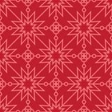 Seamless geometric pattern Royalty Free Stock Photography