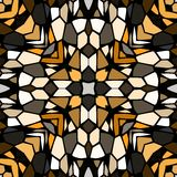 Seamless geometric pattern background Royalty Free Stock Image