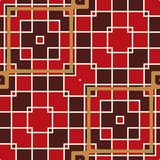 Seamless geometric pattern background Royalty Free Stock Photos
