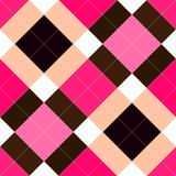 Seamless geometric pattern background Stock Photos