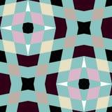 Seamless geometric pattern background Royalty Free Stock Image